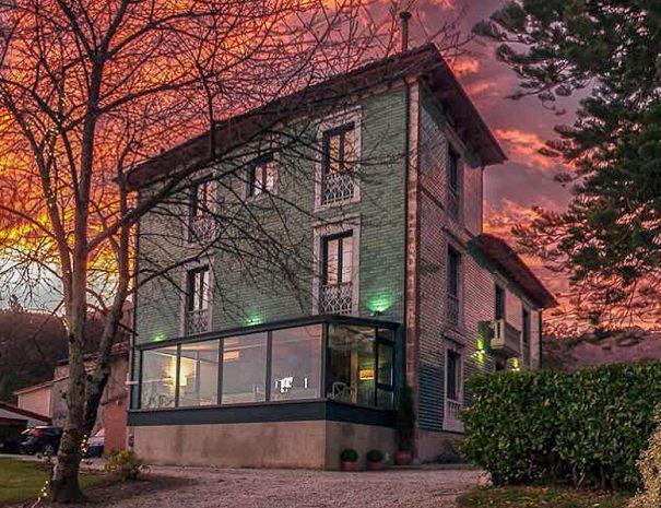 Hotel La Raposera Caravia Asturias_atardecer