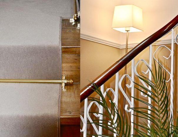 Hotel La Raposera Caravia Asturias_escalera